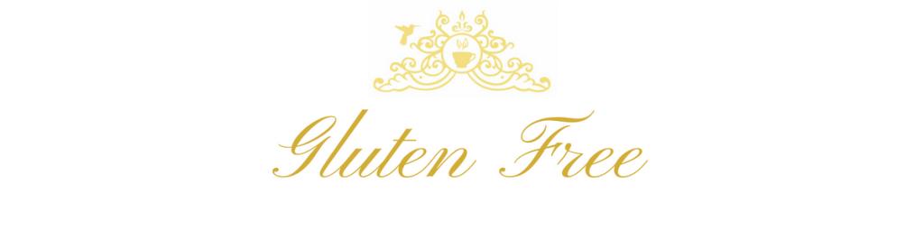 Gluten Free choices at Kavanagh's Tea Room