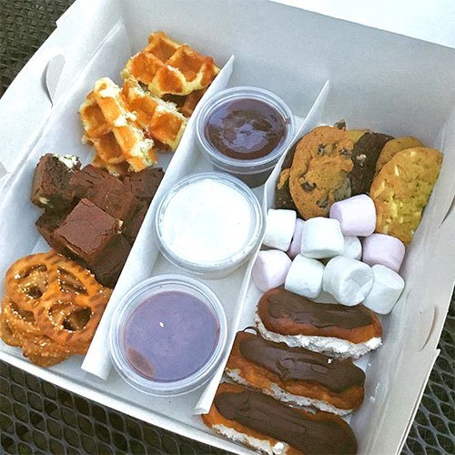 Sweet Grazing Box