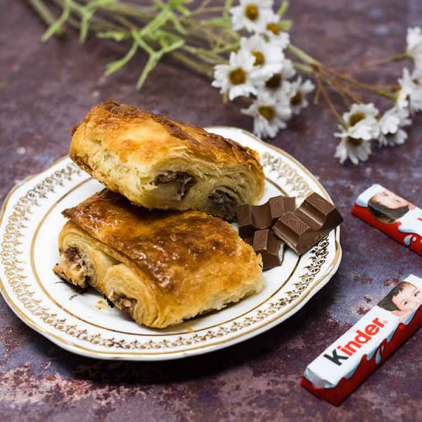 Kinder Pain Au Chocolate